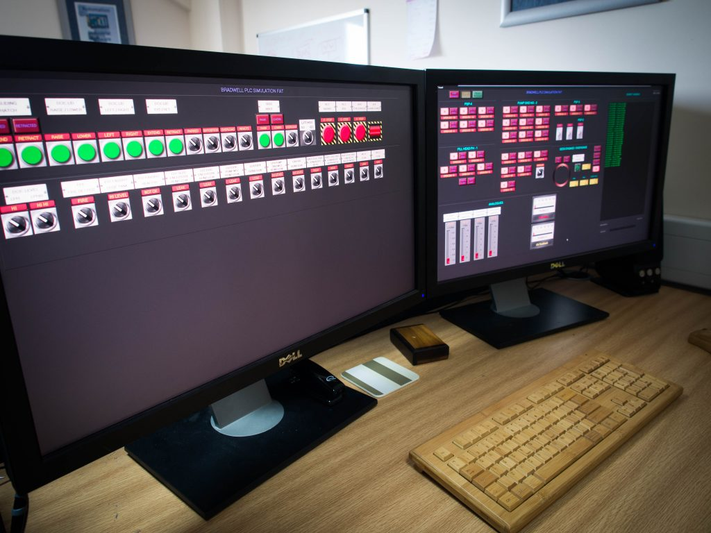 Siemens PLC Simulation Software